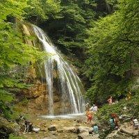 Водопад Джур-джур :: esadesign Егерев