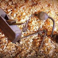 Инструмент столярно-винтажный :: A. SMIRNOV