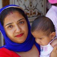 Лица Индии :: Михаил Рогожин