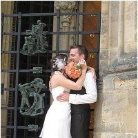 Свадьба в Праге. :: Elena Izotova