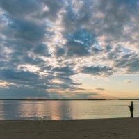 Рано утром на реке. :: Анатолий Бахтин