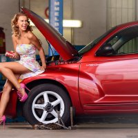 Chrysler PT Cruiser :: Стас NuStudio