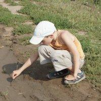 Илья везде грязь найдёт. :: ArchieJan .