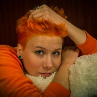 Рыжик :: Мария Какоткина