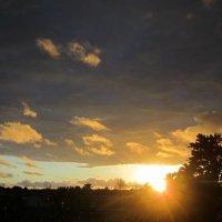 Восход солнца. :: Анна