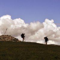 ...облачная фотосессия... :: Ольга Нарышкова