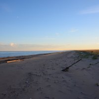 Самый чистый пляж :: Александр Хаецкий