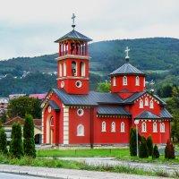 церковь в Майковаце :: Сергей Цветков
