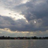 Там, за облаками... :: Юрий Цыплятников