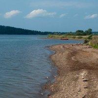 Сылва... в Насадке... у переправы...берег правый :: Владимир Хиль