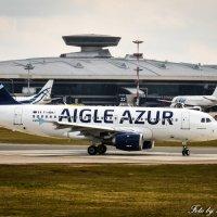 Airbus 319 :: Сергей Юдин