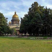 Вид на Исаакиевский собор :: Liliya Kharlamova