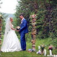 Книжная свадьба :: Expression Стрелкова