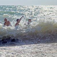 В кипящих волнах :: sorovey Sol