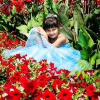 Маленькая принцесса :: Oksana Shaporova
