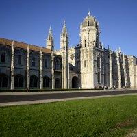 Монастырь  Жеронимуш , Лиссабон :: Alex Krasny