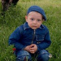 Сын...маленький.... :: Анна Елтышева