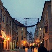 По вечерним улицам Праги :: Анастасия Беланович