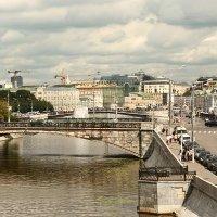 Москва :: Ирина Татьяничева