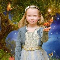 бабочка :: Алена Малых