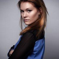 Лиза :: Анна Квасникова