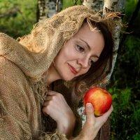 нищенка из сказки о спящей царевне :: Лушников Алексей