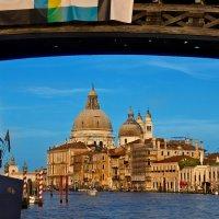 Венеция. Величие в лучах заката. :: Petr Milen