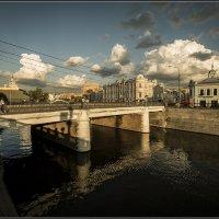 В золотых лучах. :: Владимир Елкин