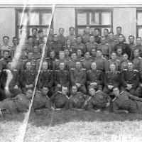Курсанты и преподаватели СВАТУ, 1950г. :: Геннадий Храмцов
