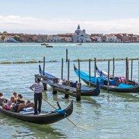 Венеция. Прогулка на гондоле. Фото 2. :: Вячеслав Касаткин