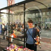 Продавщица радости. :: lady-viola2014 -