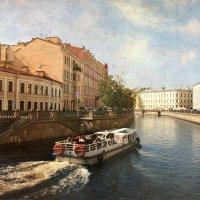 Питерские каникулы. :: lady-viola2014 -