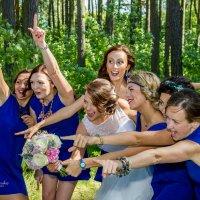Свадебные фото :: Сергей Гриценко