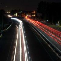 Ночная дорога :: Natasha Baranska