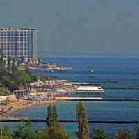 Одесский залив :: Александр Корчемный