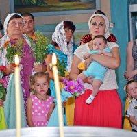 Таинство Крещения 4 :: донченко александр