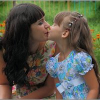 поцелуйчик :: Николай Иванович Щенов
