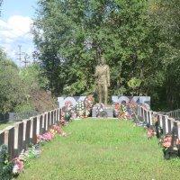 Мемориал в Кунье (Псковская область) :: Владимир Павлов