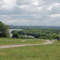 Пойма Москвы-реки в районе Коломенского :: Александр Буянов