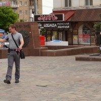 В городе нашем... :: Владимир Болдырев