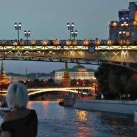 Москва вечерняя :: Анастасия Смирнова