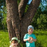 Дети :: Оксана Калинина