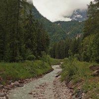 Речушка в Альпах :: Alexander