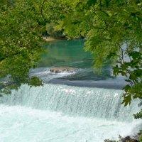 Водопад. :: Чария Зоя