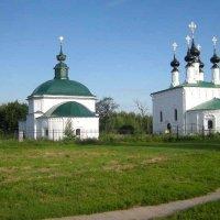 Суздальские храмы :: Ирина Борисова