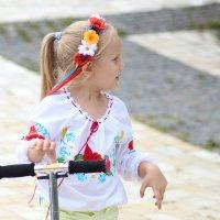 маленька україночка :: Марина Полоз