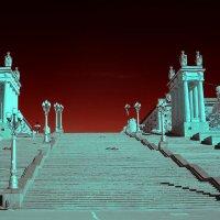 Stairway to heaven :: Alexander Varykhanov