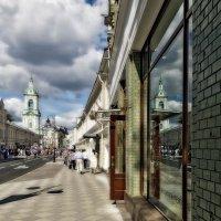 На Пятницкой улице. :: Nick(Николай) Birykow