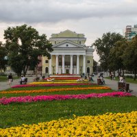 Челябинск. Зал камерной и органной  музыки «Родина» после реконструкции. :: Надежда