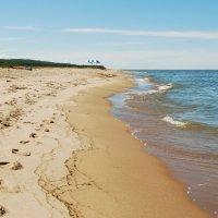 Байкальский пляж :: Наталья Покацкая